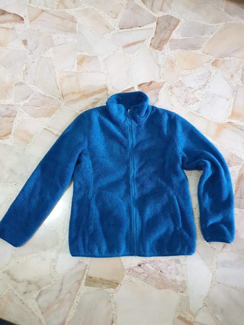 Uniqlo fleece jacket woman Winter Wear