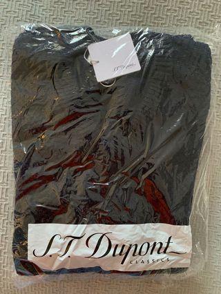S.T. Dupont Sweater, Navy Blue colour, size Large