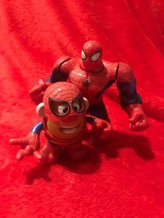 🚚 Spider-man Figures