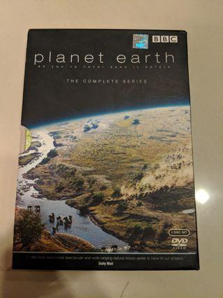 Planet Earth BBC complete collection