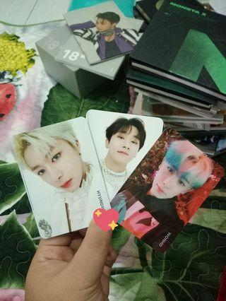monsta x hyungwon i.m wonho we are here album pc