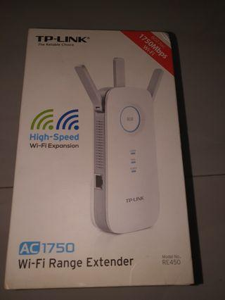 🚚 TP Link AC1750 Wifi Extender RE450