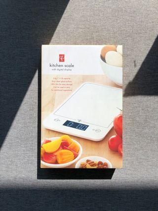 PC Kitchen Scale