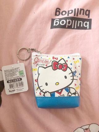 🚚 Kitty零錢包 鑰匙圈包
