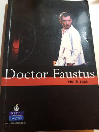 AS/A LEVEL DOCTOR FAUSTUS A TEXT WITH TEXTUAL ANALYSIS AND INDEX