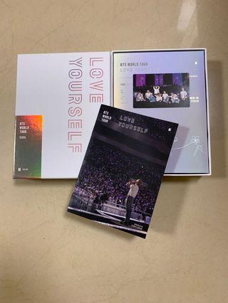 BTS 防彈2018 Seoul Tour Blu-Ray 連 JK 柾國 PB 相冊