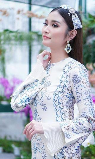 Luisa by Ayda Jebat Collections x JAKEL