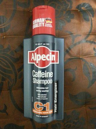 Brand New Alpecin Caffeine Shampoo C1 250 ml