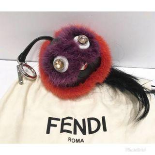 Fendi Monster Furball
