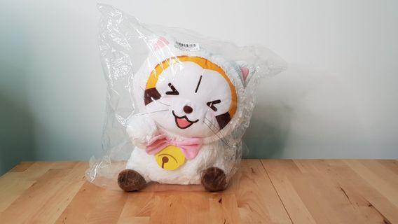 【日貨絕版品】小浣熊 拉斯卡爾 招財貓款