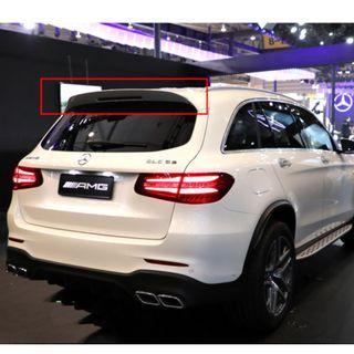For Mercedes GLC AMG Style GLC 63 Rear Spoiler add on