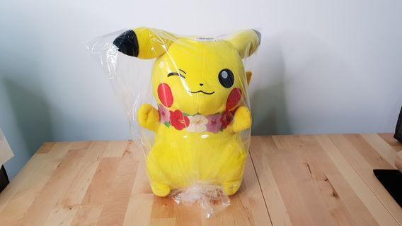 【日貨絕版品】Pokemon 皮卡丘 夏威夷款