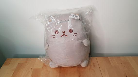 【日貨絕版品】軟綿綿灰貓