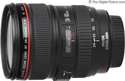 Canon 24-105mm F4 L