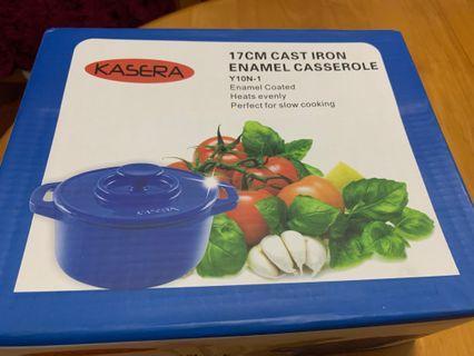 Kasera 全新煲 電磁爐煲 鋼煲
