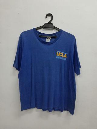 vintage UCLA bruins single sticth t shirt