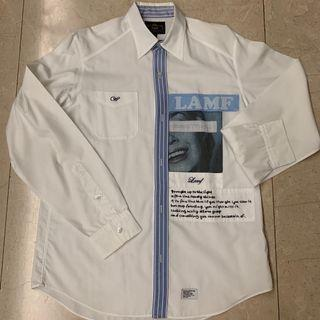 WTAPS LAMF Furries Patch Shirt