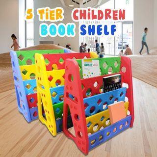 5 tier Books Rack