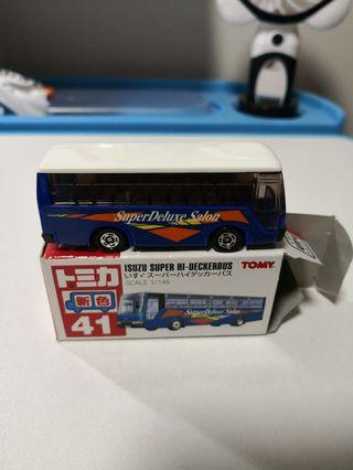 Tomica no.41 巴士