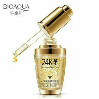 🚚 24 K Gold Day Cream Hydrating Essence Serum Face