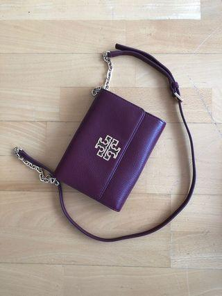 Tory Burch Wallet Chain Bag