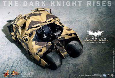 Hot Toys Batmobile