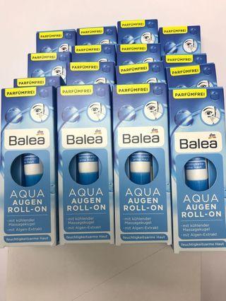 Balea 保濕水凝滾珠眼霜