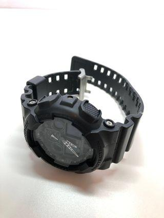 🚚 G-SHOCK 變形金鋼機械感重型運動錶-白指針