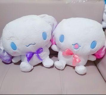 玉桂狗❤雪雪狗❤紫紅花色❤特別版❤日本直送,100%全新,有吊牌,有膠袋!