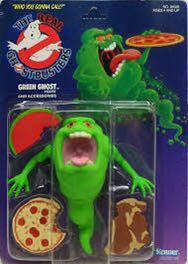 Kenner Ghostbuster Slimer Afa Graded