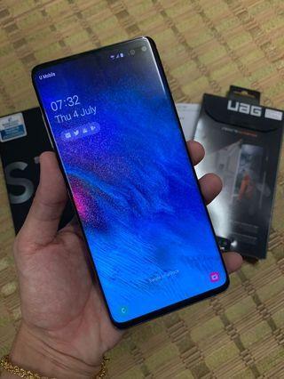 Samsung Galaxy S10+ Prism Black