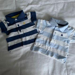 🚚 Polo Tee from Mothercare NB up to 4.5kg