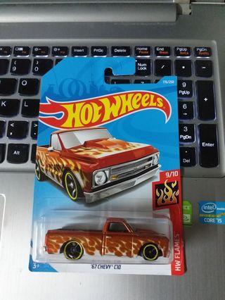 Chevy C10 Pickup Hot Wheels Hotwheels