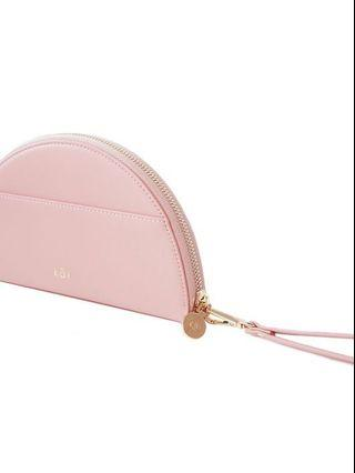 🚚 I AM KAI dayly clutch in rose pink