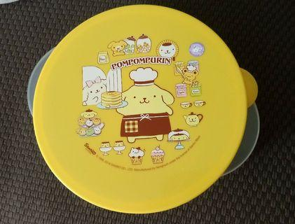 {Free NM} Pompompurin container