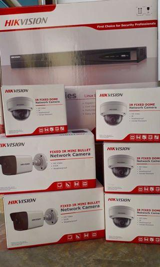 1080P fullHD CCTV Cameras FREE Install Package FREE Audio Best Promo