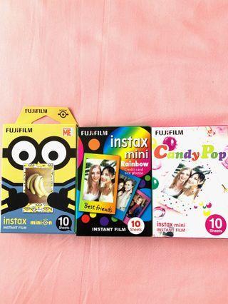 🚚 Polaroid Films