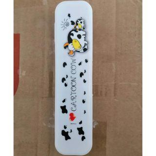 READY STOCK~new stainless steel tableware set spoon chopsticks with box portable