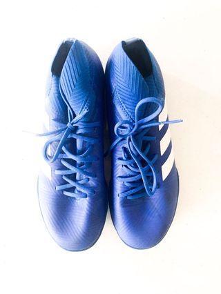 AFFORDABLE Blue Adidas Nemeziz