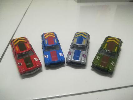 LOT (allfor30) Hotwheels 70 chevelle SS Wagon 01/02/03/04