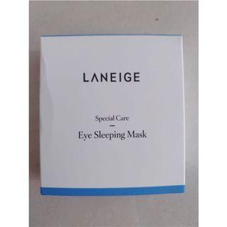 Laneige Eye Sleeping Mask + Free Sample
