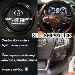 ©️NEW Toyota Steering Wheel Cover INSTOCK