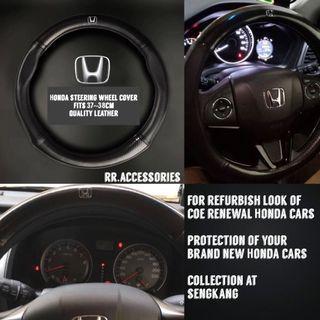 ⚪️⚫️ NEW Honda Steering Wheel Cover
