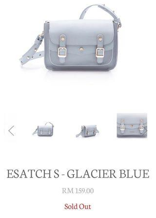 Esatch S - Glacier Blue