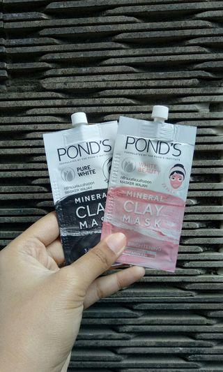 PONDS MINERAL CLAY MASK DAPAT 2
