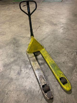 🚚 Used Hand pallet Truck