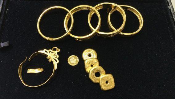 高價回收! 鑽石、舊首飾、黃金、K金、斷鍊、壞首飾通通收!回收/返新/買賣 持 GIA證書可 whatsapp報價 91920992 23882989
