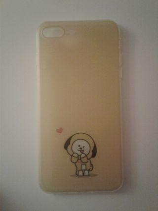 UNOFFICIAL BT21 CHIMMY IPHONE CASE