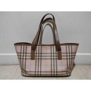 Pre-loved Genuine Burberry Handbag