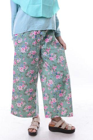 Flower Pants Cullote